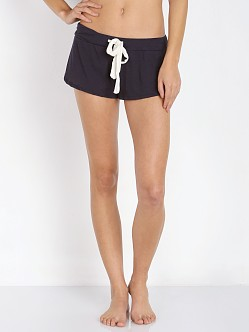 Eberjey Heather Shorts Deep Sea