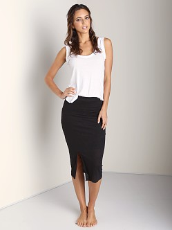 Nation LTD Grove Skirt Black