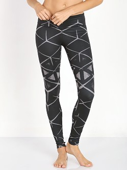 Harvest Escape Long Legging Batik Black