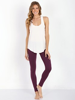 Beyond Yoga Essential Long Legging Wild Plum