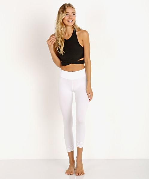 872b866c1aee9b Beyond Yoga Gathered Essential Legging White SP3007 - Free Shipping at  Largo Drive
