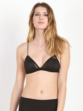 Lovers + Friends Dream Seeker Bralette Black