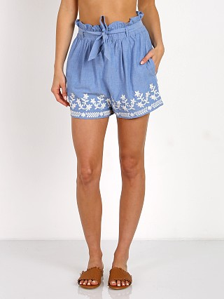 Tularosa Kaya Short Chambray