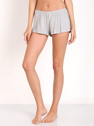 Eberjey Bailey Shorts Marble Grey