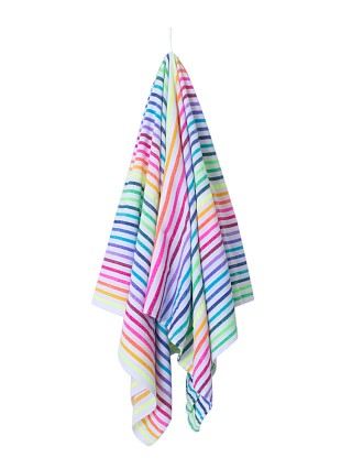 You may also like: Las Bayadas La Lucia Towel  Rainbow