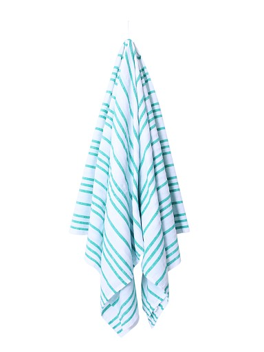 Las Bayadas La Solymar Towel  Light Blue