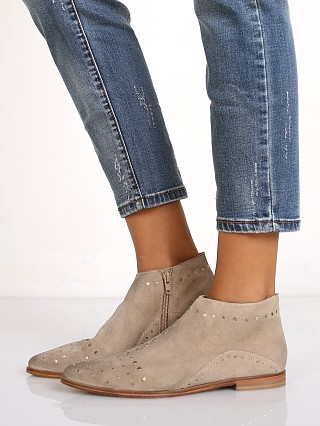 Free People Aquarian Ankle Boot Taupe