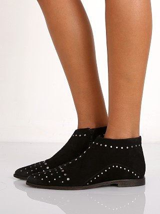 Free People Aquarian Ankle Boot Black