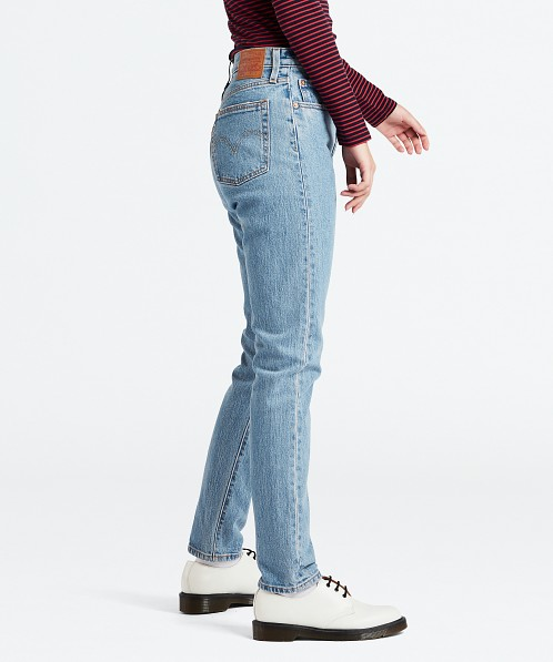 Levi's 501 Skinny Jeans Small Blessings