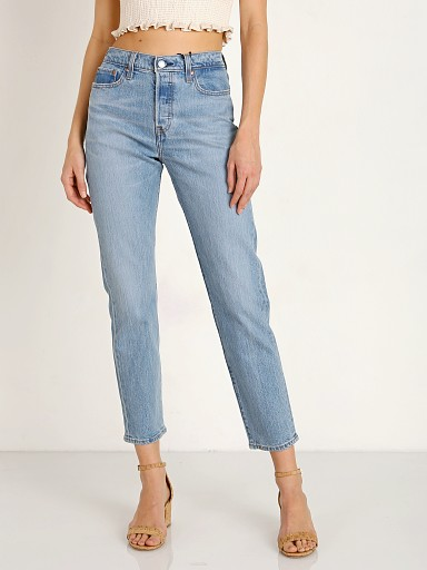 Levi's Wedgie Icon Fit Jeans Bright Side