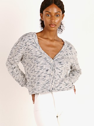 LNA Clothing Pavement Cardigan Marble