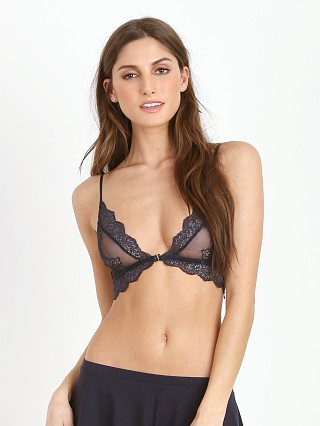 Only Hearts So Fine with Lace Bralette Navy