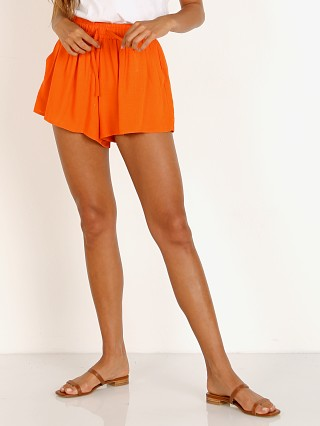 Charlie Holiday Morgan Short Tangerine