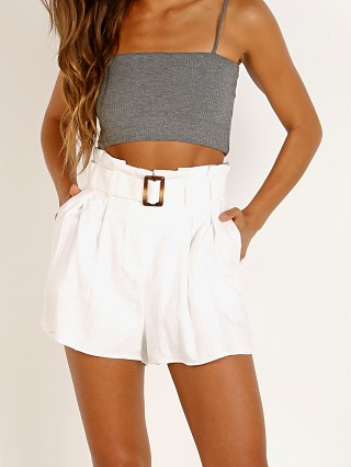 Complete the look: Charlie Holiday Bayview Short White