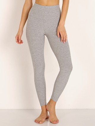 Complete the look: Beyond Yoga Spacedye Midi High Waisted Legging Silver Mist