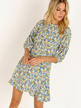 Faithfull the Brand Jeanette Dress Vionette Print