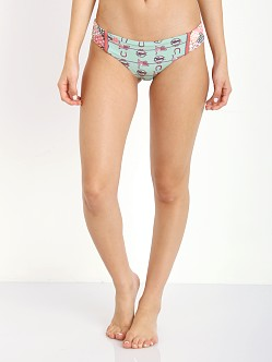 Maaji Cheeky Checker Bikini Bottom