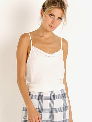 Complete the look: Cleobella Logan Cami Ivory