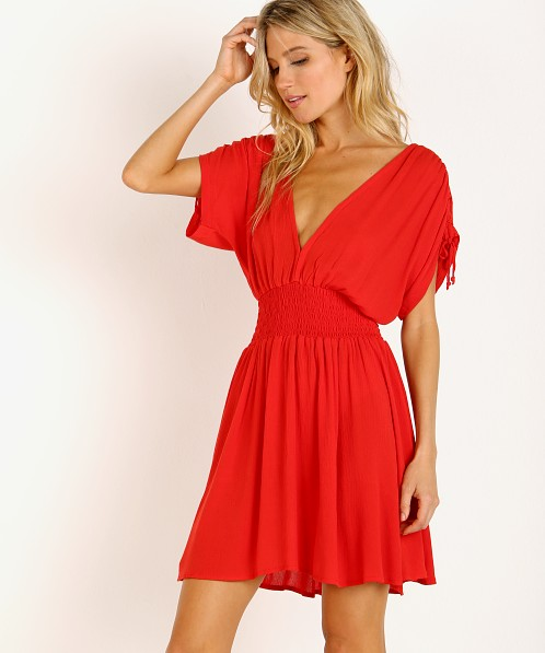 Cleobella Beverly Dress Salsa