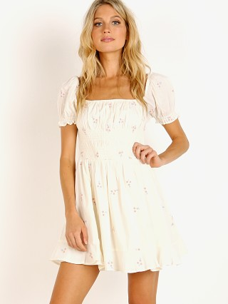 Cleobella Belinda Dress Ivory