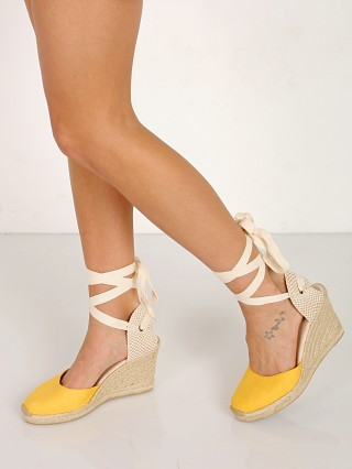 Soludos Tall Wedge Marigold