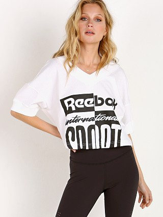 You may also like: Reebok LF Crop Tee Shirt White