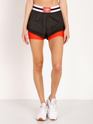 PE NATION The Deadlift Short Black