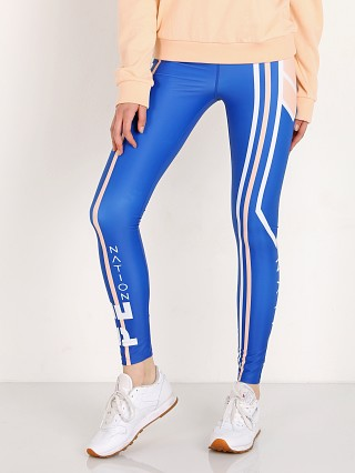 PE NATION Hardball Legging Blue