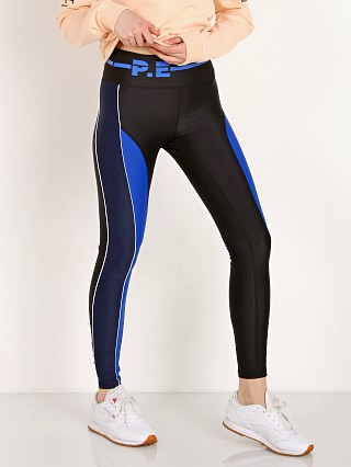 PE NATION The Delta Legging Black