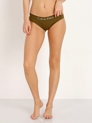 Complete the look: Calvin Klein Body Bikini Dark Green