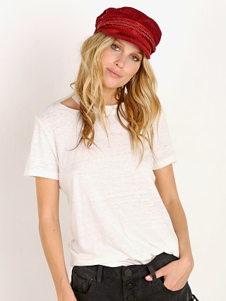 You may also like: Brixton Albany Cap Burgundy