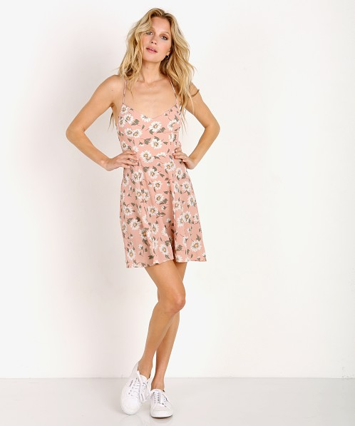 Show Me Your Mumu Victoria Mini Dress Daisy Duke Floral