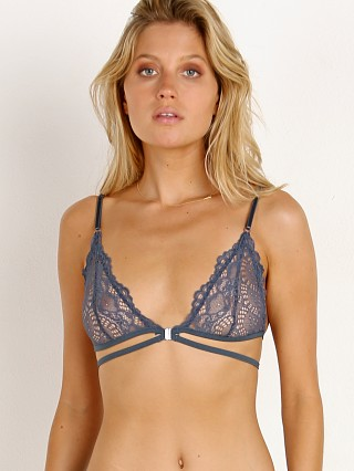 Complete the look: Only Hearts Whisper Sweet Nothings Bralette Petrol