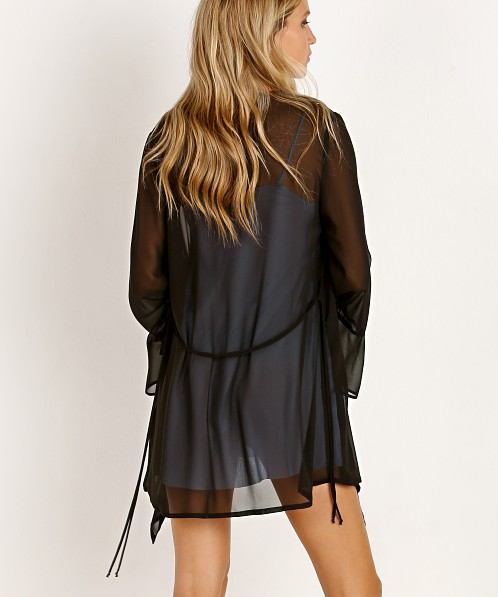 Only Hearts Coucou Cover Robe Black