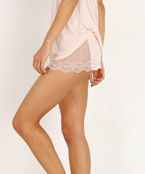 Only Hearts Venice Hipster Shorts Vanilla Rose