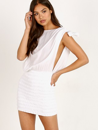 You may also like: Indah Amnesia Mini Dress White