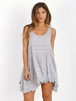 Free People Voile Trapeze Concrete
