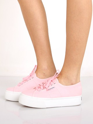 Superga Linea Up & Down Platform Pink