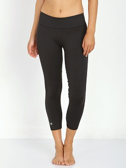 Under Armour Seamless Capri Black