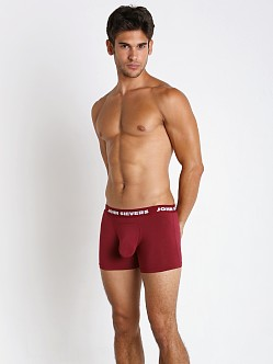 John Sievers SOLID Natural Pouch Boxer Briefs Hot Pepper