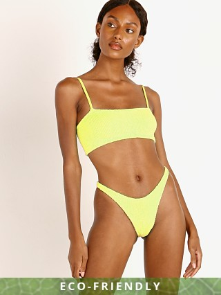 Model in lemon Hunza G New Gigi Bikini