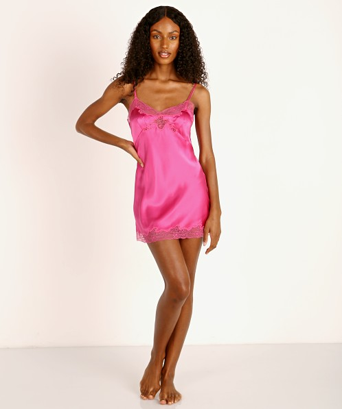 Only Hearts Silk Charmeuse Slip