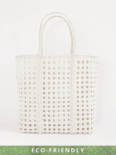 BEMBIEN Jolene Large Bag Pearl