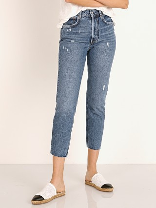 Boyish The Billy High Waist Ankle Skinny Jean City Lights