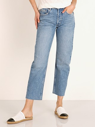 Boyish The Tommy High Rise Straight Leg Jean Far Country