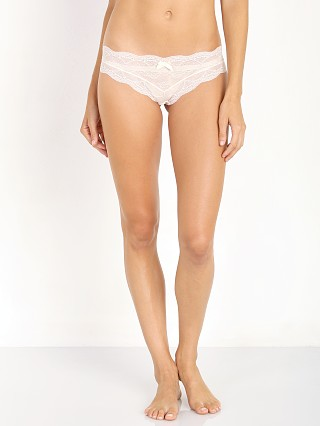 Eberjey Bonnie Lace Hipster Creme