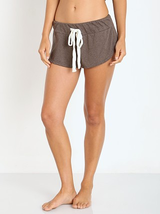 Eberjey Heather Shorts Tapenade