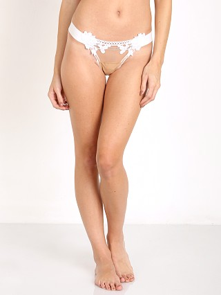 SKIVVIES by For Love & Lemons Sicily Panty Ivory/Nude