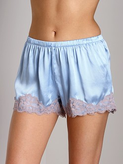 Gold Hawk Floral Short Angel Blue