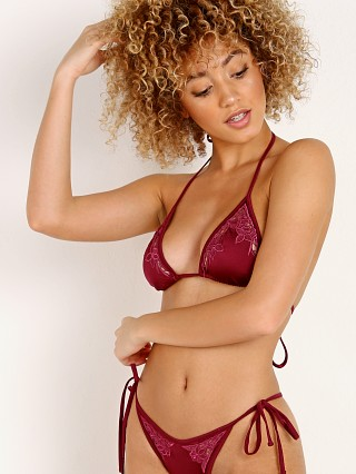 You may also like: Indah Huey Lace Bikini Top Bordeaux